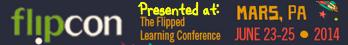 presenting at flipcon14